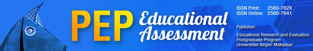 PEP Educational Assessment