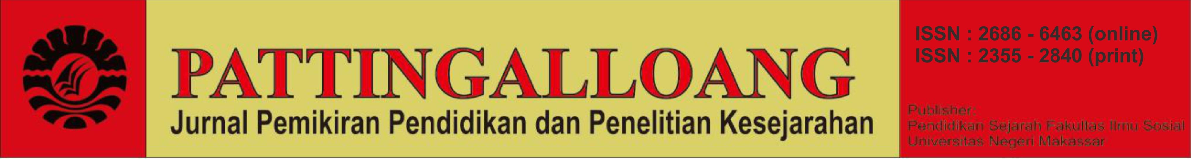 Jurnal Pattingalloang