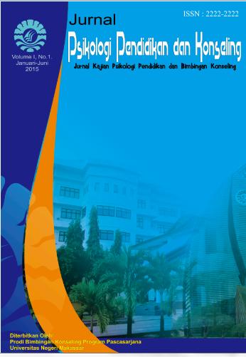 Jurnal Psikologi Pendidikan dan Konseling